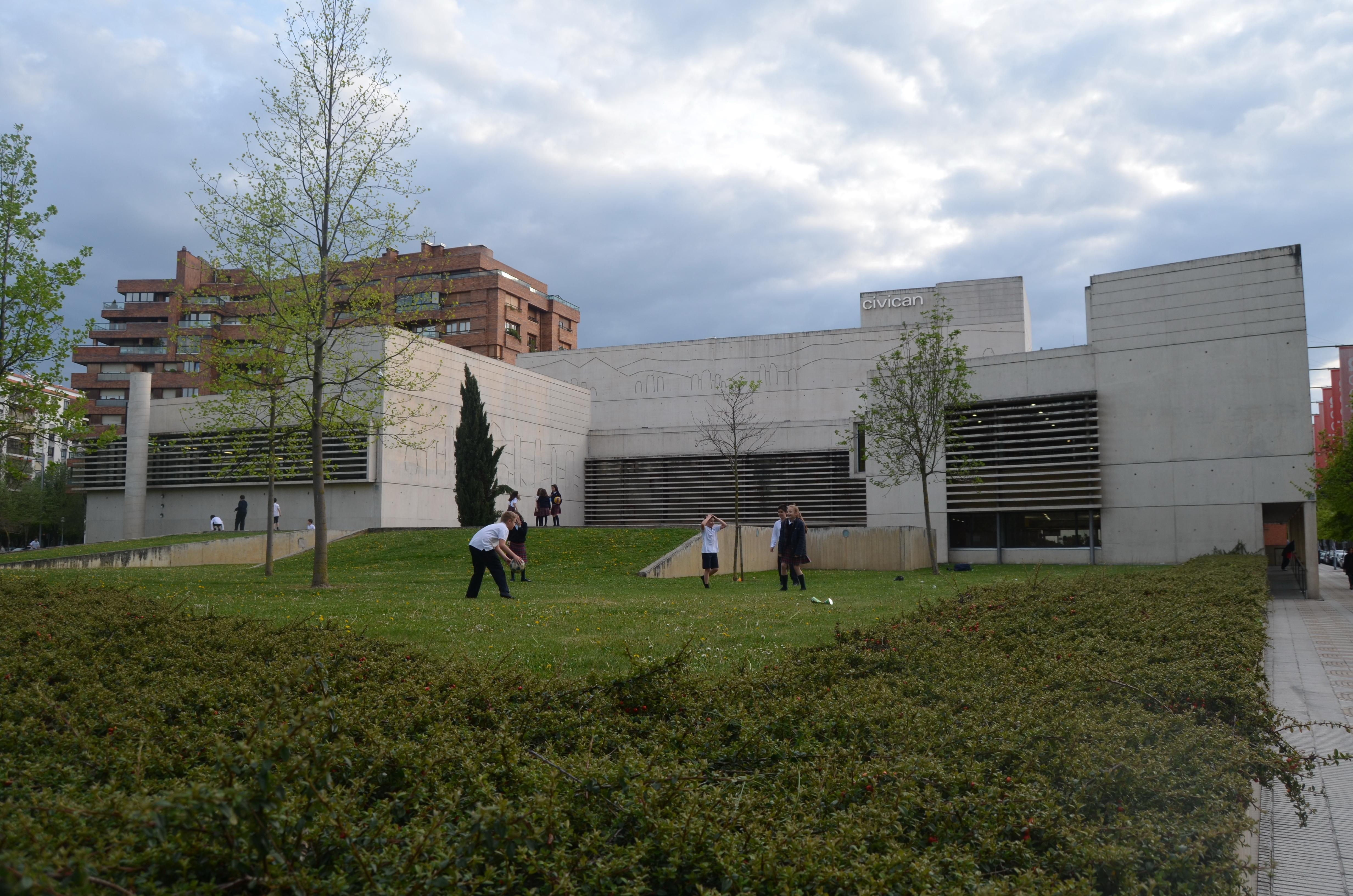 Pamplona/Iruña Civican